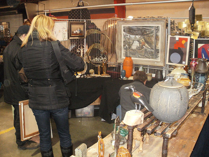 2019 Philadelphia Indoor Antique and Vintage Flea Market