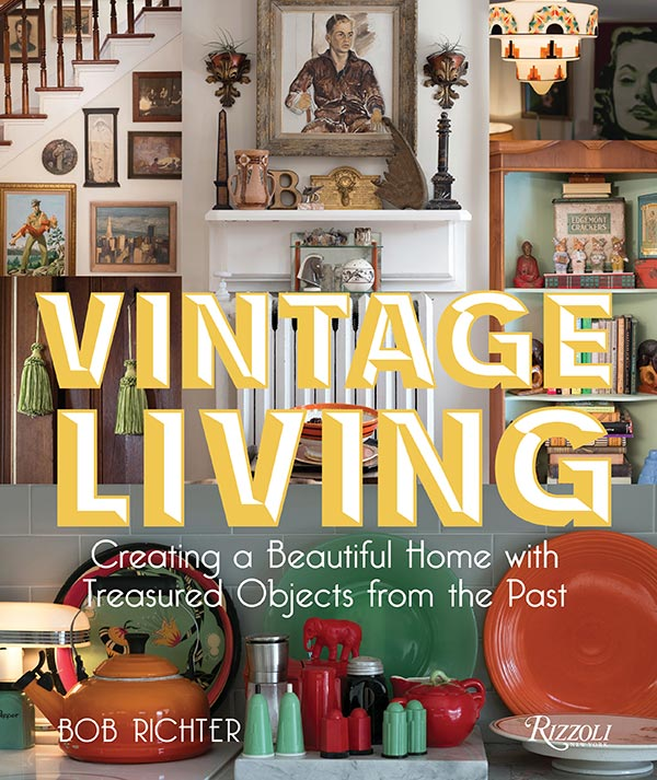 Cover of Vintage Living book